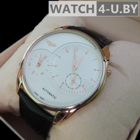 Longines Automatic Gold&White