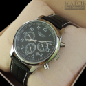 Longines Master Collection Mechanical Black