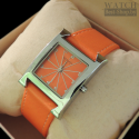 Hermes H Hour Orange