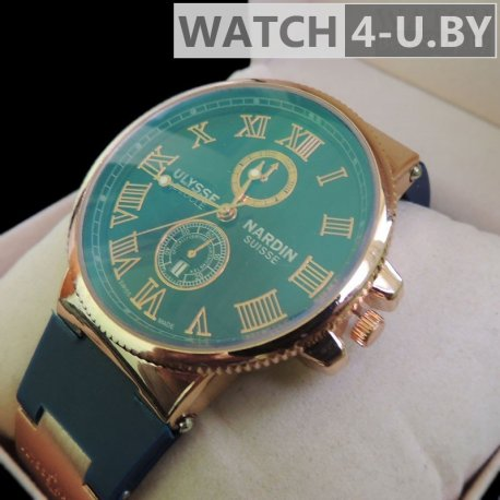 Ulysse Nardin Lelocle Suisse Small Blue