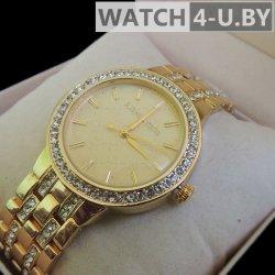 Michael Kors Brilliant Watch Gold