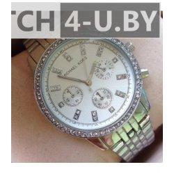 Michael Kors Silver Watch MK-637