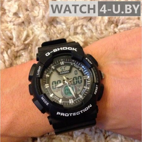 Casio G-Shock Protection Black