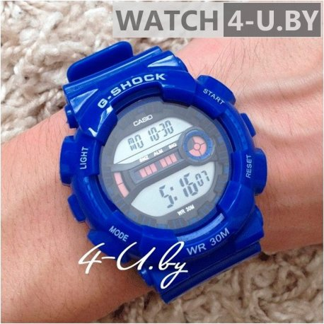 Casio G-Shock Protection Blue