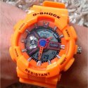 Casio G-Shock Protection Orange