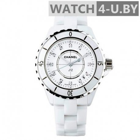 Chanel J12 Small White