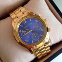 Michael Kors Blue&Gold Women