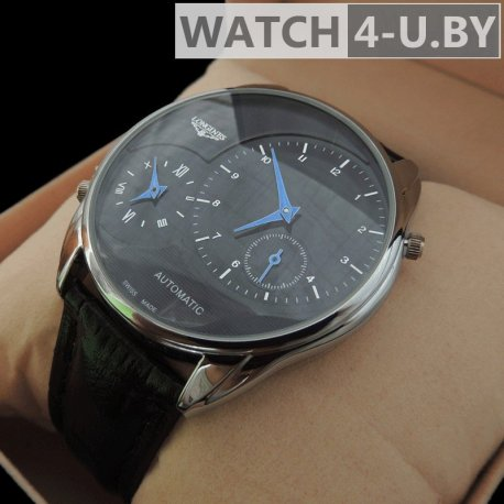 Longines Automatic Black