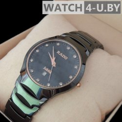 Rado Jubile Large Diamond Black&Gold