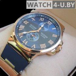 Ulysse Nardin Lelocle Suisse Blue&Gold